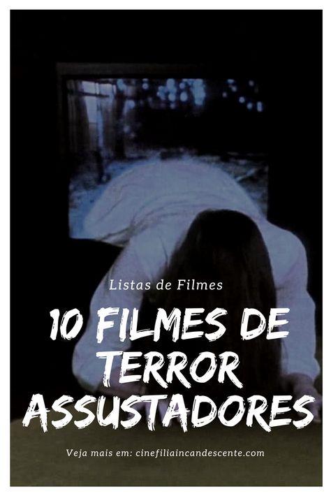 Top10 Dez Filmes De Terror Assustadores Filmes De Terror Lista