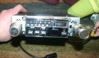 Kraco CB Am FM Stereo Car Radio KCB 4070 | Car, Citizen band on