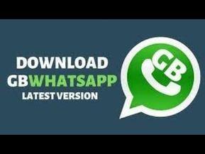 Como Baixar Gb Whatsapp V8 50 Mais Atualizado Com As Novas