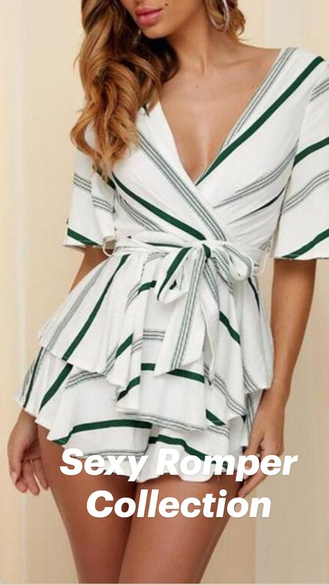 Sexy Romper Collection