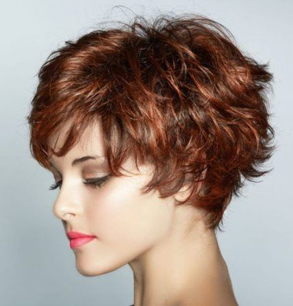 64 Ideas Hairstyles Women Over 50 Thick Hair Short Wavy Short Wavy Hairstyles For Women Short Wavy Hair Thick Hair Styles