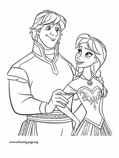 Anna Coloring Pages From Frozen Frozen Coloring Frozen Coloring Pages Disney Princess Coloring Pages