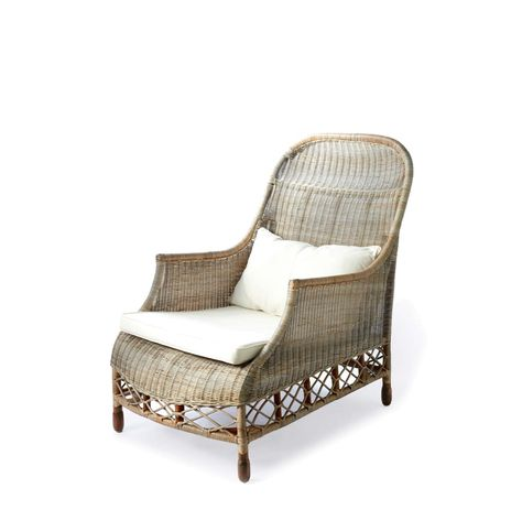 Luxe Lounge Stoel.Colonial Classic Lounge Chair Riviera Maison Loungestoel