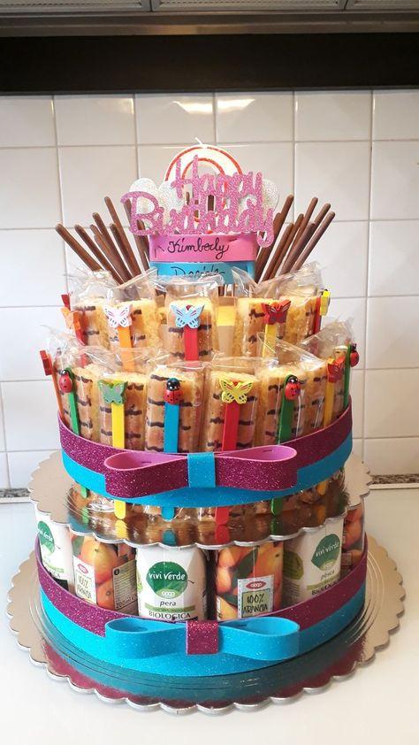 Torta di Compleanno con Kinder Brioss e succhi di frutta❤- Torta di Compleanno con Kinder Brioss e succhi di frutta❤  Torta di Compleanno con Kinder Brioss e succhi di frutta❤  -#birthdayflowersapril #birthdayflowersbouquet #birthdayflowersideas #birthdayflowerspictures #birthdayflowerssnapchat