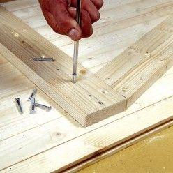 Comment Fabriquer Des Volets Battants En Bois De Sapin Lame De Volet Volet Bois Volet Pliant