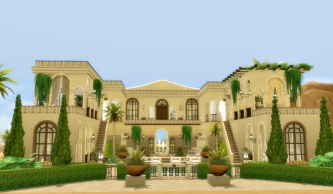 House 47 Oasis Springs The Sims 4 Les Sims 4 Sims