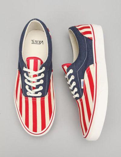 independenceday #vans | American flag vans, Me too shoes, Shoes