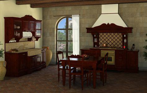 Blocco lavello, blocco cucina, tavolo e sedie   #artigianato #legno #interiordesign #intaglio #intarsio #cucina #madeinitaly #stileclassico #arredamento #casa #italianstyle #sicilia #countrychic #stilerustico #handicrafts #wood #kitchen