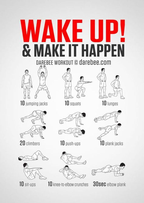 morning calisthenics a form of exercise You can literally roll out of bed and do these 8 surprisingly effective moves in your pjs to get a jump on the morning form 5 double leg lift exercises.