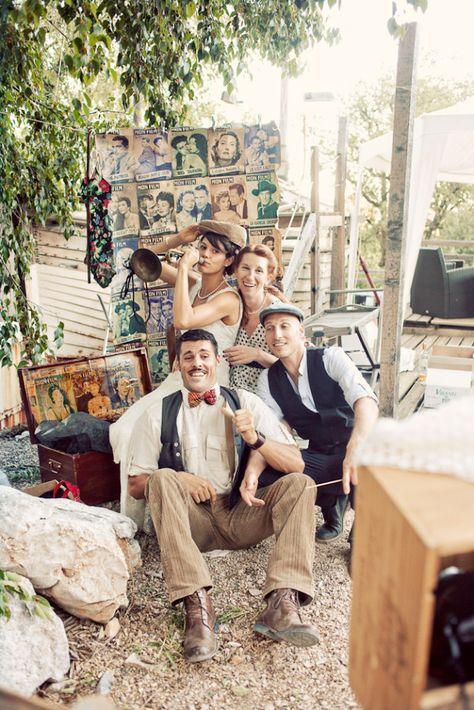 ©Shoot in Love - Un mariage vintage a Montpellier - La mariee aux pieds nus