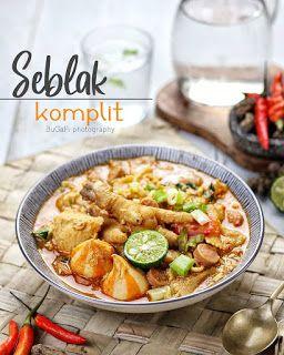 Resep Masakan Nusantara Seblak Komplit Resep Masakan Fusilli Masakan