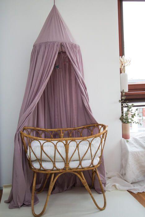 Baldachim Do Lozeczka Pudrowy Roz Furniture Home Decor Decor