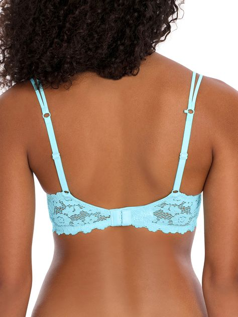 99f1cc647f T-Shirt Bra with Lace Frame