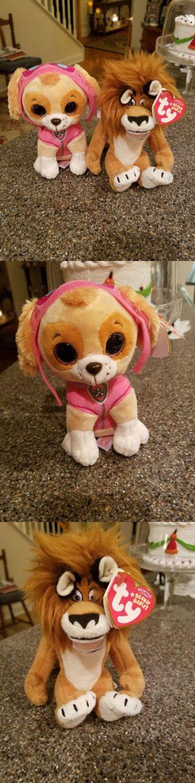 "TY Beanie Buddy 10/"" Medium Paw Patrol TRACKER Chihuahua Dog Animal Plush MWMTs"