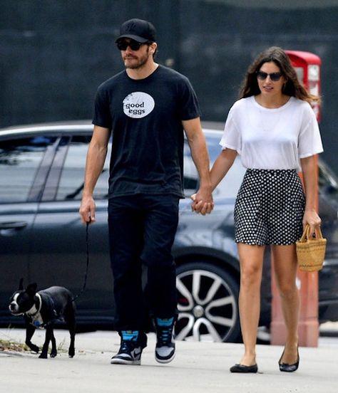 Jake Gyllenhaal dating lista linna ja Beckett fanfiction dating