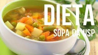 Dieta Da Sopa Usp E Chocolate Dieta Da Sopa Comida Etnica