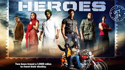 Heroes 2008 مترجم Hindi Movie Song Hero Movie Hero Songs