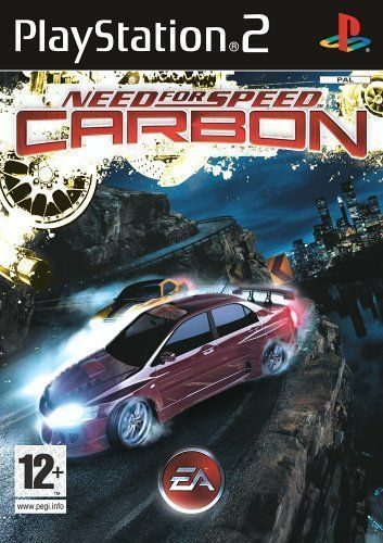 Need For Speed Carbon Ps2 Playstation 2 Game One Of The Few Ps2