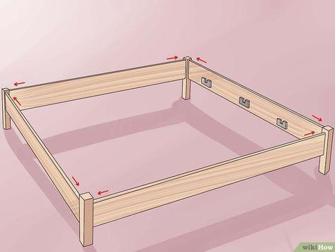 Como Hacer Una Cama De Madera
