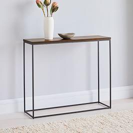 Streamline Console Marble Home Decor Furniture Decor