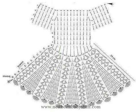 Crochet Baby Dress s-media-cache-ak0......