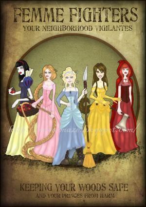 Princess Power!