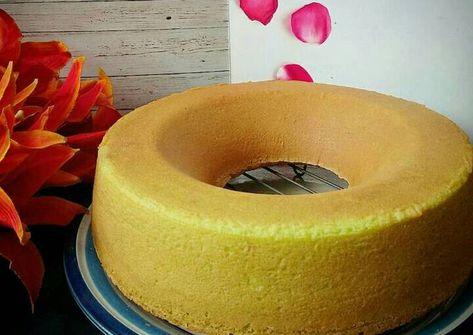 Cake Pandan Lembut Simple Kue Bolu Mentega Kue Buah Kue Bolu