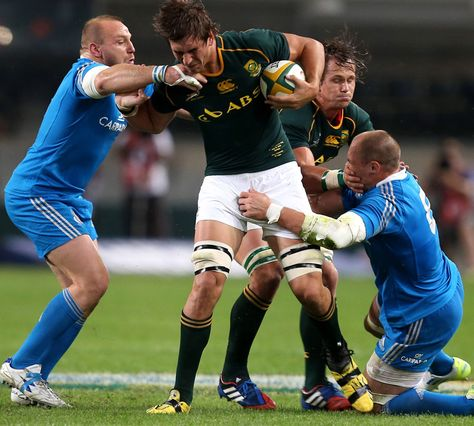 Eben etzebeth vs italy - a house of a man sport nadrág.