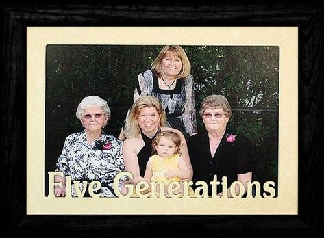 5x7 Jumbo Generations Landscape Picture Frame Three Generations Four Generations Or Five Genera Landscape Pictures Oak Picture Frames Generation Pictures