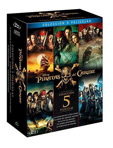 Comrar Todas Las Peliculas Piratas De Caribe Al Mejor Precio Online Oferta Eur 28 28 Duopack Piratas Del Caribe Peliculas De Piratas Piratas