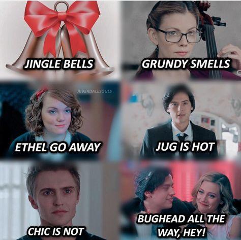 Riverdale christmas mood jingle bells