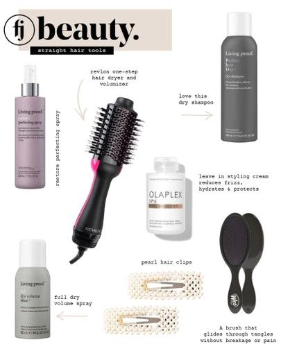 Revlon One Step Hair Dryer Volumizer Http Liketk It 2ezp1 Liketkit Liketoknow It Revlon Hair Dryer Brush Living Proof Hair Products Straight Hairstyles