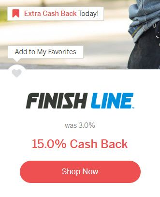 Finish Line Coupons Promo Codes Cash Back In 2020 Finish Line Earn Cash Cash