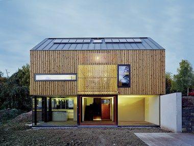 Holzhäuser Modern einfamilienhaus holzhaus modern was wir bauen meiberger