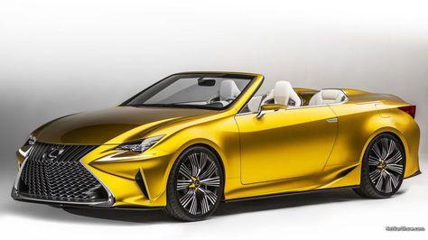2016 Lexus Lf C2 Concept Price Specs Interior Lexusconcept Conceptcars