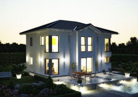 STADTVILLA MODERN \/\/ Haus Evolution 148 V3 Bien Zenker - haus modern bauen