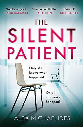 Download [PDF/EPUB] The Silent Patient by (Paperback) eBook Free