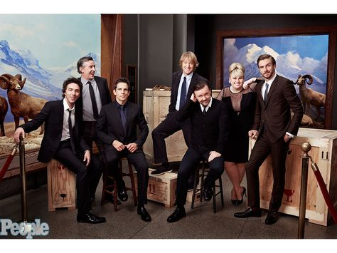 The Night at the Museum Cast Remembers Robin Williams
