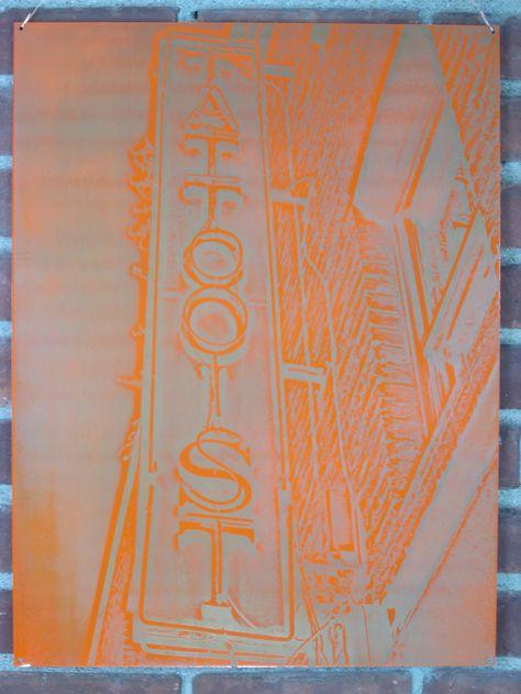 56 Etched Metal Art Ideas Thunder Design Metal Etching Design Llc