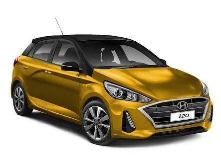 Next Generation I20 Sketches Revealed Launching In June New