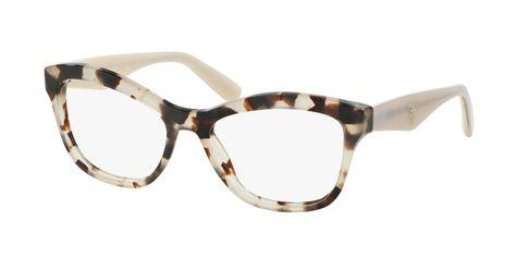 Eyeglasses Prada 24RV Tartaruga Cat-eye fHDIsMQ32v