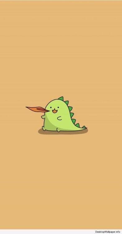 Cute Little Lockscreens Dino Lock Screens As Requested