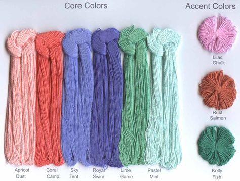 Color Portfolio - Kids Colors - Spring/Summer 2022 Forecast