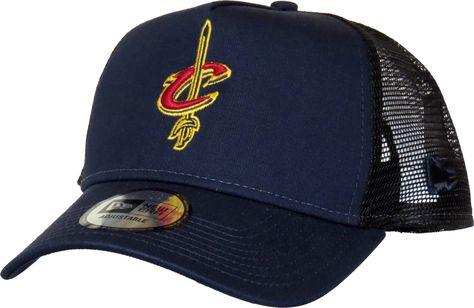 d284f17ae26 Cleveland Cavaliers New Era Reverse Team Trucker Cap – lovemycap