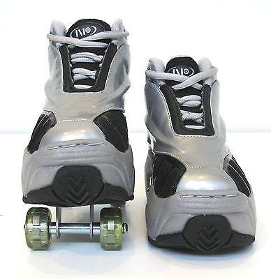Quad KICK ROLLER Skates Shoes