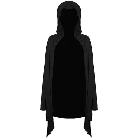 RAIDER.  A master of the craft.  Versatile thin hooded cardigan/cloak with large hood, making it easy to layer over or under most things.  - Made from 100% Pure Cotton. - Relaxed Fit. - Over-Sized 'Pixie'-Hood. - UNISEX