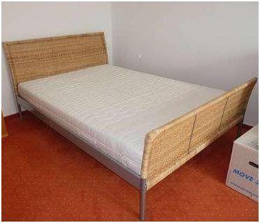 Ikea Bett Mit Matratze Inspirierend Ikea Rattan Bett Eyesopen Furniture Mattress Decor