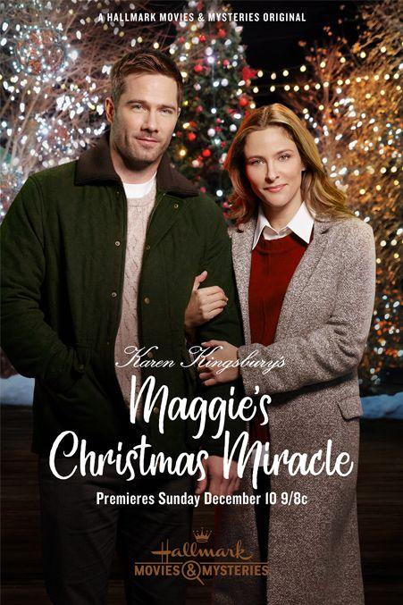 Karen Kingsbury S Maggie S Christmas Miracle A Hallmark Movies