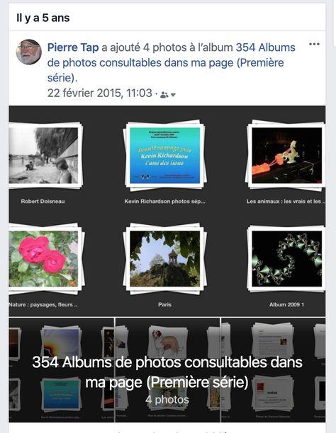 Dans Mon Dossier Facebook 354 Albums De Photos Les Miennes Ou Celles Des Autres En 2020 Kevin Richardson Photos Album