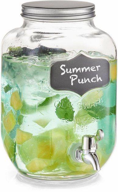 Getrankespender 5 Liter Getranke Spender Getranke Hausgemachte Limonade